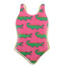Cookie Cutter Swimsuit 1 Piece Copper