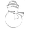 Cookie Cutter Large Snowman Stainless Steel