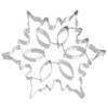 Cookie Cutter Giant Star Snowflake Stainless Steel