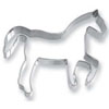 Cookie Cutter Animal Horse Stamping Stainless