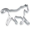 Cookie Cutter Animal Horse Trotting Stainless S