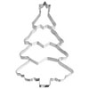 Cookie Cutter Large Christmas Tree Stainless Steel