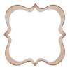 Cookie Cutter Fancy Plaque Square 4