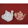 Bakery Grade Cookie Cutter English Style Tea Pot