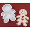 Bakery Grade Cookie Cutter Gingerbread Girl