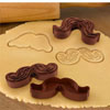 Cookie Cutter Munchstache, Set of 5 Mustaches