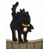 Hammer Song Scaredy Cat Tin Cookie Cutter