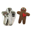 Hammer Song Wee Gingerbread Man Tin Cookie Cutter