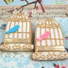 Cookie Cutter Bird Cage Coppe