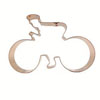Cookie Cutter Biker Copper