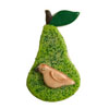 Cookie Cutter Partridge n Pear Set of 2, Copper