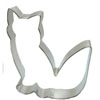 Cookie Cutter Fox Tin