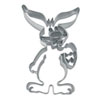 Cookie Cutter Bunny with Egg Stainless Steel