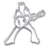 Cookie Cutter Elvis the Rock Star Stainless Steel