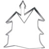 Cookie Cutter Old Haunted House Stainless Steel
