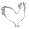 Cookie Cutter Rooster Stainless Steel