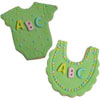 Cookie Cutter Mini Baby Texture Set