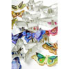 Cookie Cutter Butterflies Set of 7, Tin