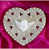 Giant Valentine Heart Cookie Cutter , 7.5