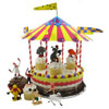 Circus Big Top Cake Decoration Set