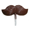 Mustache Lollipop Chocolate Mold