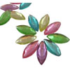 Edible Sugar Flower Petal Gem Stone Assortment