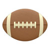 Chocolate Covered Oreos Football Mold