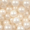 6mm Edible Pearls Ivory, 2 oz jar