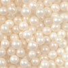 4mm Edible Pearls Ivory, 2 oz jar