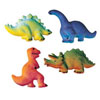 Sugar Dinosaur Assortment, Set of 6