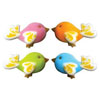 Sugar Birds of Fancy Assortment, Set of 8