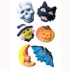 Sugar Halloween Assortment, Set of 12