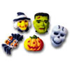 Sugar Halloween Frights, Set of 12
