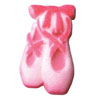 Sugar Ballet Slippers, Set of 6