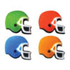 Sugar Football Helmet, Set of 12