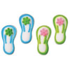 Sugar Flip Flops, Set of 6