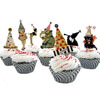 SALE!  Happy Birthday Make Your Own Cupcake Picks
