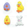 Icing Lil' Easter Standing Assortment, Set of 8