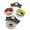 Fondant Pirate Set of 20