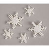 Fondant Snowflakes Set of 20