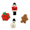 Icing Christmas Set, Set of 8