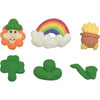 Icing St. Pat's Assortment, Set of 6
