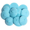 Confectionery Coating, Light Blue, 1 lb Bag