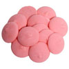 Confectionery Coating, Pink, 1 lb Bag