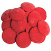 Confectionery Coating, Red, 1 lb Bag