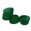 Muffin Cup Glassine Green