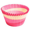 Muffin Cup Swirl Pink