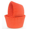 Muffin Cup Solid Orange