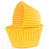 Muffin Cup Solid Yellow