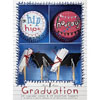 Cupcake Kit Graduation Set of 24 Liners and Picks